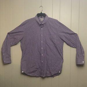 Thomas Mason for J. Crew Button Down Dress Shirt